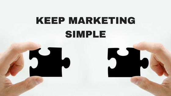Keep Marketing Simple