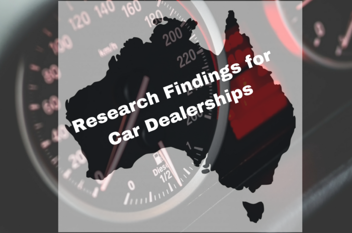 Car Buying Research In Australia